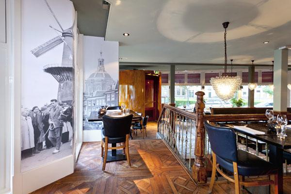 Korting in Leiden Restaurant / Grand Cafe De Vriend: 10% korting