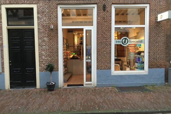 Discount in Leiden De Inkstspecialist: 60% discount op papier