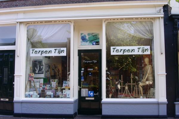 Discount in Leiden Terpen Tijn: discount 1