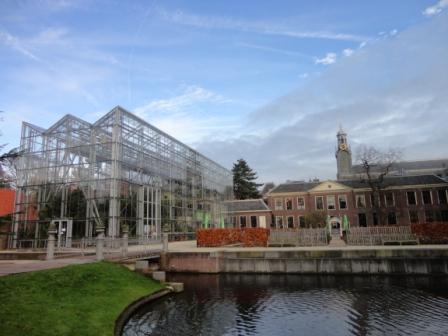 Korting in Leiden Hortus Botanicus: 50% korting