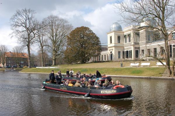 Korting in Leiden De Leidse Rederij: € 3 korting