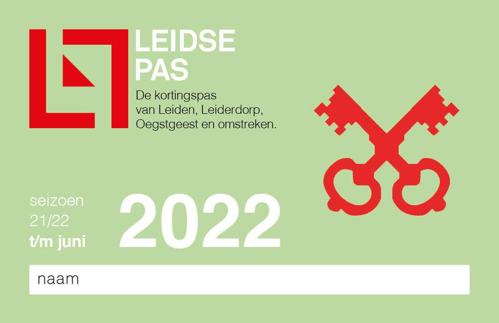 Leidespas 2022