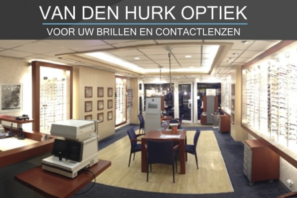 Discount in Leiden van den Hurk Optiek: 10, 15 or 20% discount