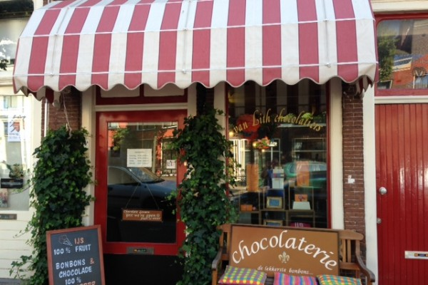 Korting in Leiden Van Lith Chocolatiers: 10% korting