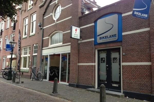 Discount in Leiden Fietsspeciaalzaak Bikelane: 5% discount