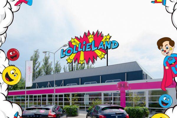 Korting in Leiden: 40 korting op entree Lollieland Festival