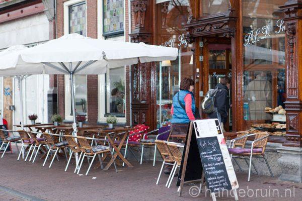 Korting in Leiden: Banketbakkerij en lunchroom Snijers