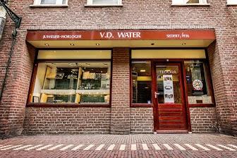 Korting in Leiden Juwelier van de Water: 10% korting